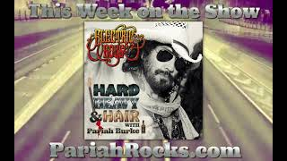 Teaser for 296 - Electric Boy Conny Bloom - The Hard, Heavy & Hair Show with Pariah Burke
