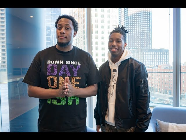 ChicagoMusic.com: All Day Jay Discusses his Jordan Year and New Music