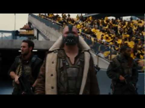 The Dark Knight Rises - Bane Stadium Speech (HD) IMAX