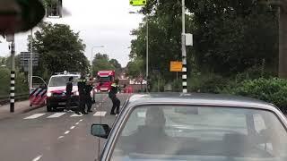 Beelden aanhouding Naaldwijk