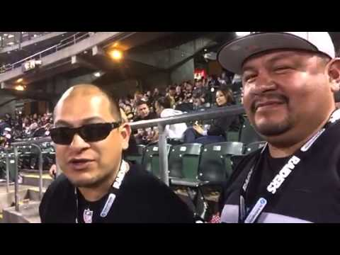 Raider Nation Reps Zennie62 Fans Give Comment On #AZvOAK