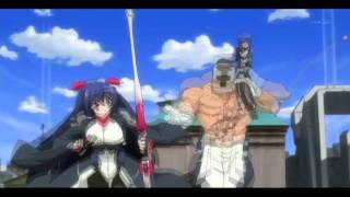 Kyoukai Senjou No Horizon - Makiko Oriotorai AMV