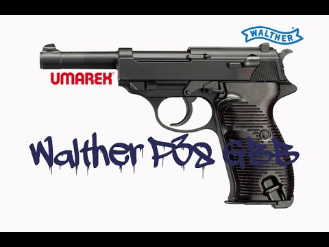 [UNBOXING] Umarex P38 Walther