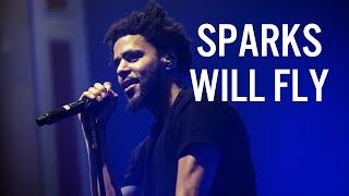 J. Cole - Sparks Will Fly (feat. Jhene Aiko) (Subtitulada En Español)