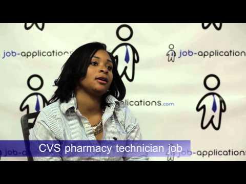 CVS Interview - Pharmacy Technician