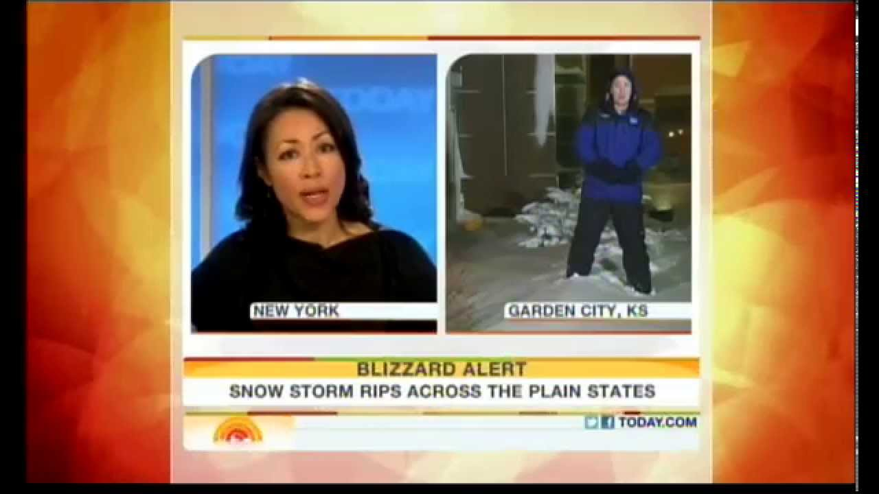 Mike seidel the weather channel garden city ks blizzard - Garden city kansas weather radar ...