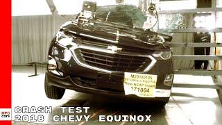 2018 Chevrolet Equinox LS Crash Test & Rating