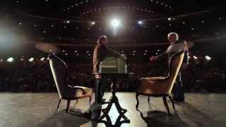 SOMETHING FROM NOTHING - Algo de la Nada - Richard Dawkins & Lawrence Krauss Subtitulado al Español