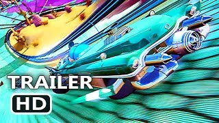 PS4 - Trailblazers Gameplay Trailer (2018)