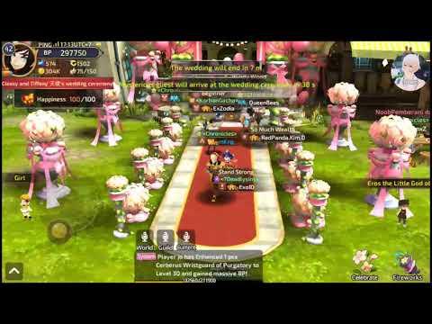 Dragon Nest M SEA | PREVIEW Luxury Wedding (S1)