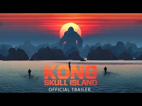 BRAND NEW EXCLUSIVE - Kong: Skull Island Trailer