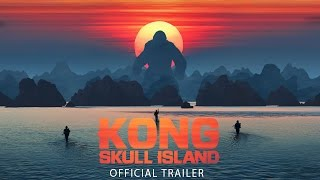 BRAND NEW EXCLUSIVE - Kong: Skull Island Trailer(This is the newest trailer for Kong: Skull Island starring Tom Hiddleston, Brie Larson and more. SUBSCRIBE to get the latest #KIMMEL: http://bit.ly/JKLSubscribe ..., 2016-11-17T04:44:19.000Z)