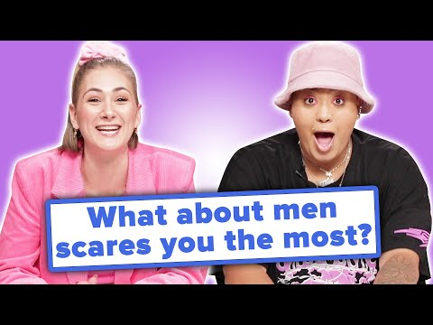 Pablo - Women Answer Questions Men Are Too Afraid To Ask