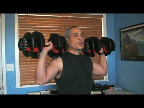 Bowflex Dumbells Review – P90X