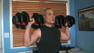 Bowflex Dumbells Review - P90X