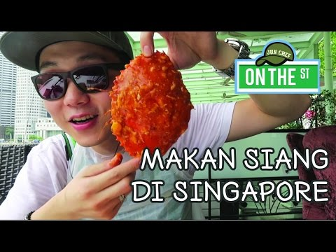 Jun Chef OTS : Makan Siang di Singapore