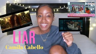 Camila Cabello - Liar [REACTION]