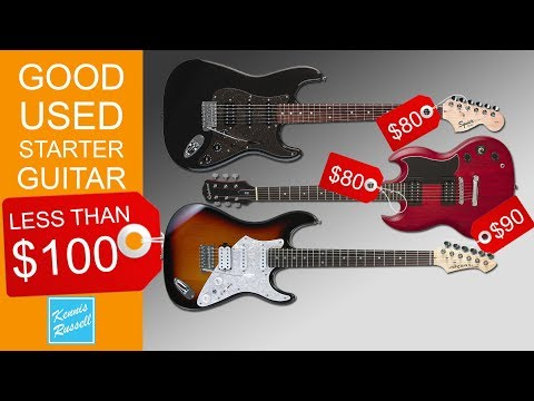 Can I Buy A Good Used Beginner Guitar Under $100?