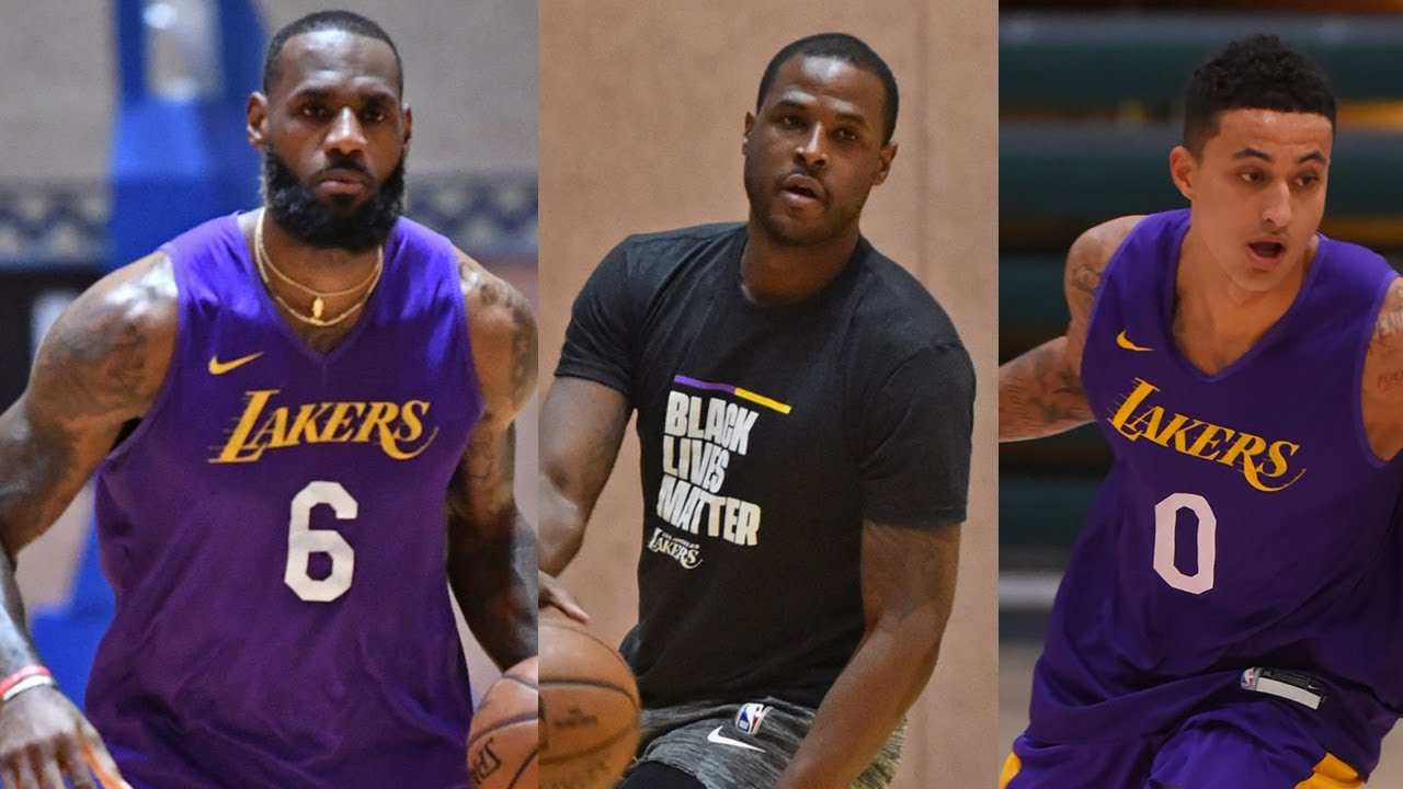 LA Lakers Workouts Before NBA Restart | LakeShow
