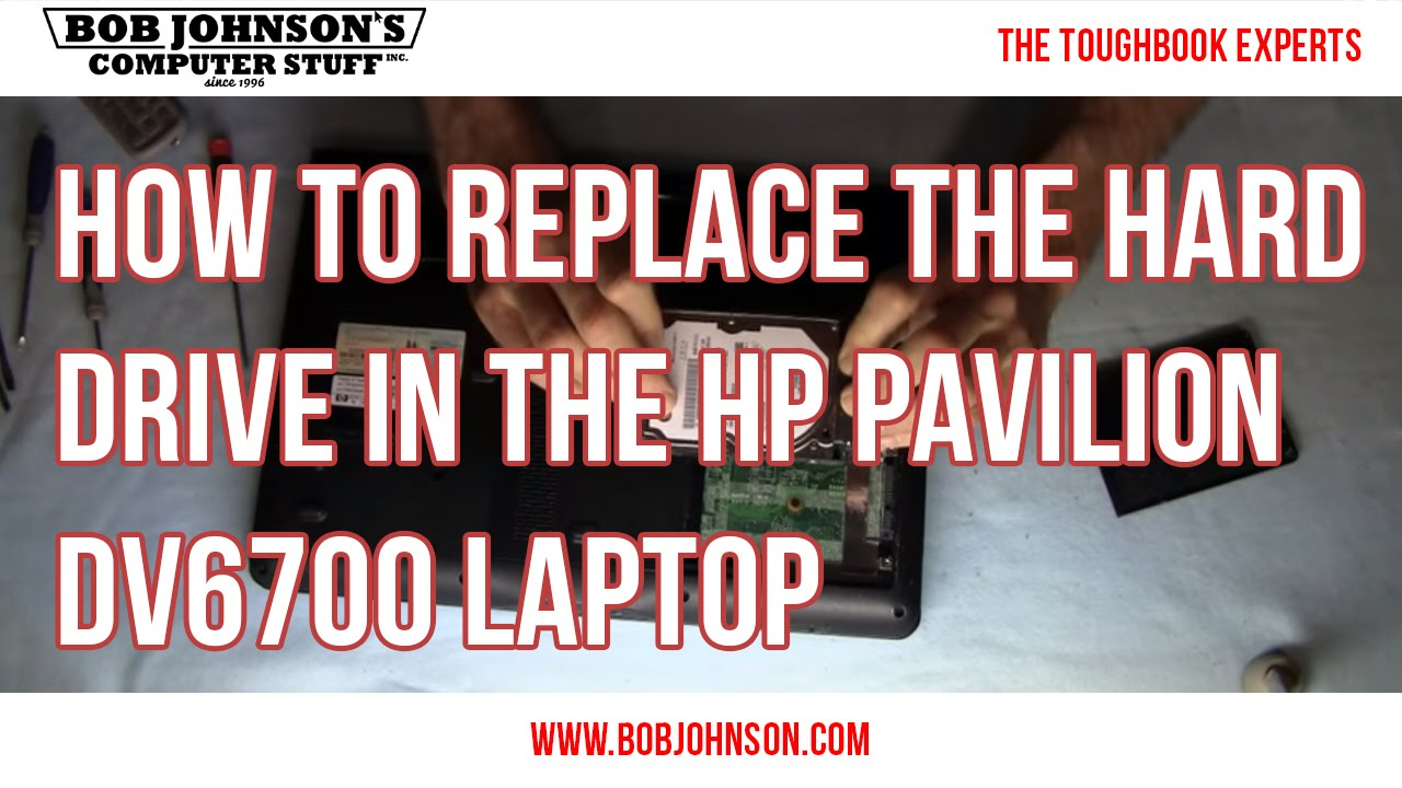 how to replace hard drive on hp pavilion 15-ab103au