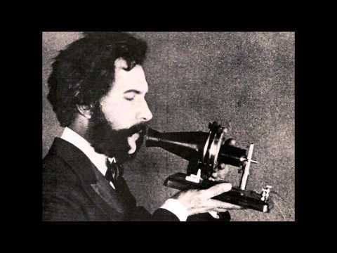 The birth of Telecommunication - Alexander Graham Bell