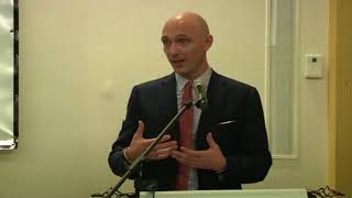 Turkeyen & Tain Talks 11 Education as Freedom:   UNICIEF, Mr.  Paolo Marchi