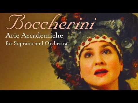 Boccherini: Arie accademiche