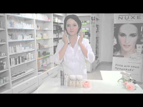 Профилактика старения кожи с активной косметикой Nuxe