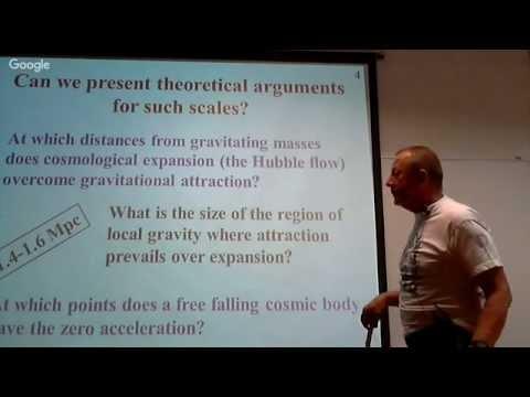 Theoretical Physics Seminar SPEAKER: Alexander Zhuk (Odessa National University)