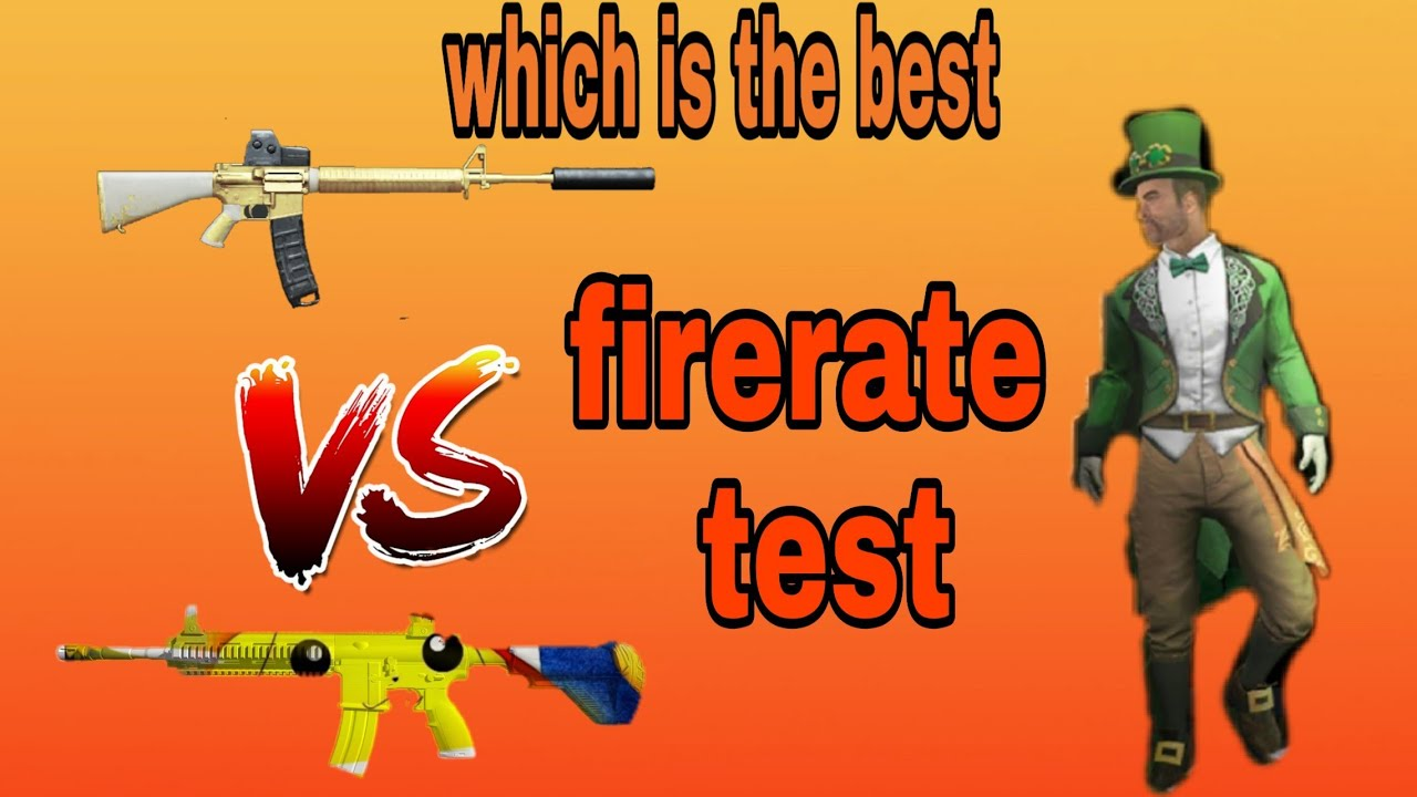 tricks increase fire rate