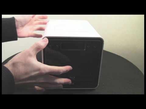 LG N2B1 Network Storage Device (NAS) Review - actual model N2B1DD2