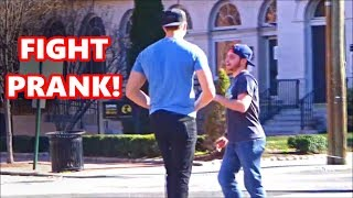 Big vs Small Fight Prank!