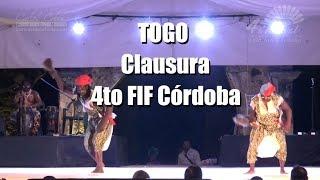 togo-en-la-clausura-del-4to-festival-internacional-de-folclore