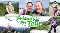 FRIENDS on TOUR 👭 Imberger Horn 🌄 Wandern im Allgäu 🎒 Bad Hindelang | PrimaDina
