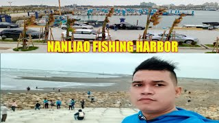 Nanliao Fishing Harbor