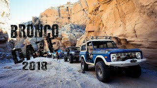 Getting Dusty at Bronco Daze 2018