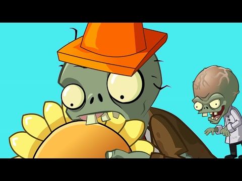 Thumbnail: Plants Vs Zombies Cartoon Animation 3D Funny Collection!
