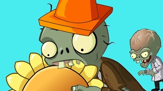 plants vs zombies cartoon animation 3d funny collection