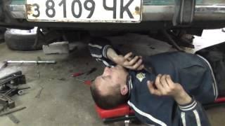 Треснула Балка в Моей VAZ 2106, ремонт ваз 2106