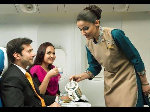 Pakistan International Airline (Business Class) | Frankfurt ✈ Islamabad | Flight Report (HD)