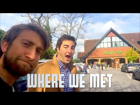 Where we met