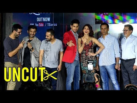 A Gentleman Song Bandook Meri Laila Song Launch FULL EVENT