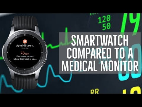 Can a Smartwatch replace Medical monitor? Apple watch ECG?