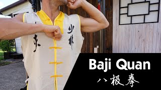 Baji Quan - The Art Of The Eight Extremities