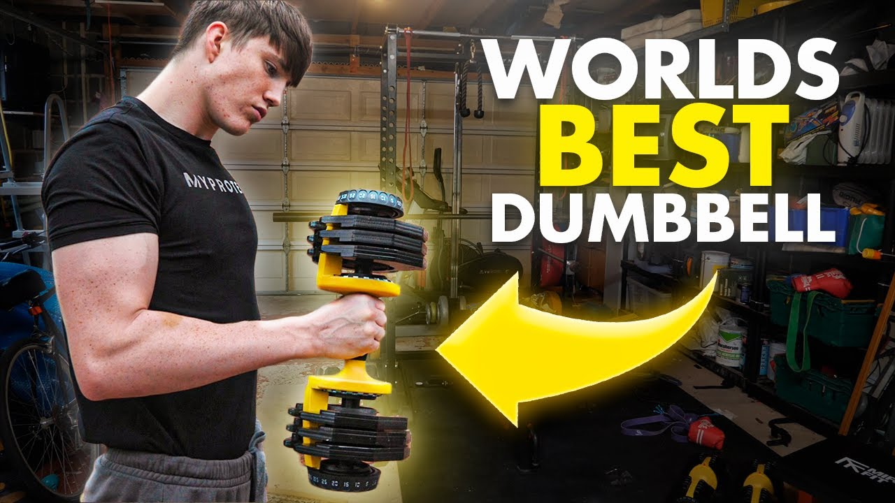 Are These The Best Dumbbells Money Can Buy?