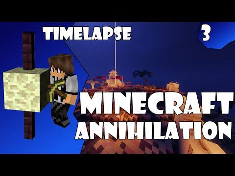 Minecraft Annihilation #3 Výhra :) Hamlet