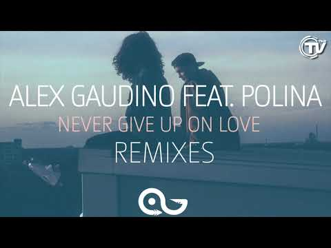 Alex Gaudino Feat. Polina - Never Give Up On Love (Dyson Kellerman Remix) - Time Records