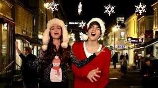 "Shake Up Christmas  ""Train"" Cover - Mara and Alexandru"