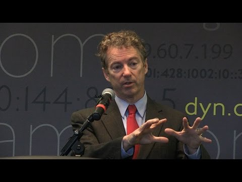 Sen. Rand Paul wants Hillary Clinton to return foreign donations to foundation