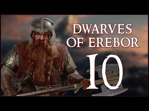THE REBELS OF TALATHANG - Dwarves Of Erebor - Third Age Total War: Divide And Conquer - Ep.10!